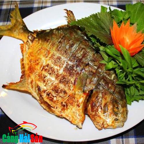 Cá Chim nướng sa tế