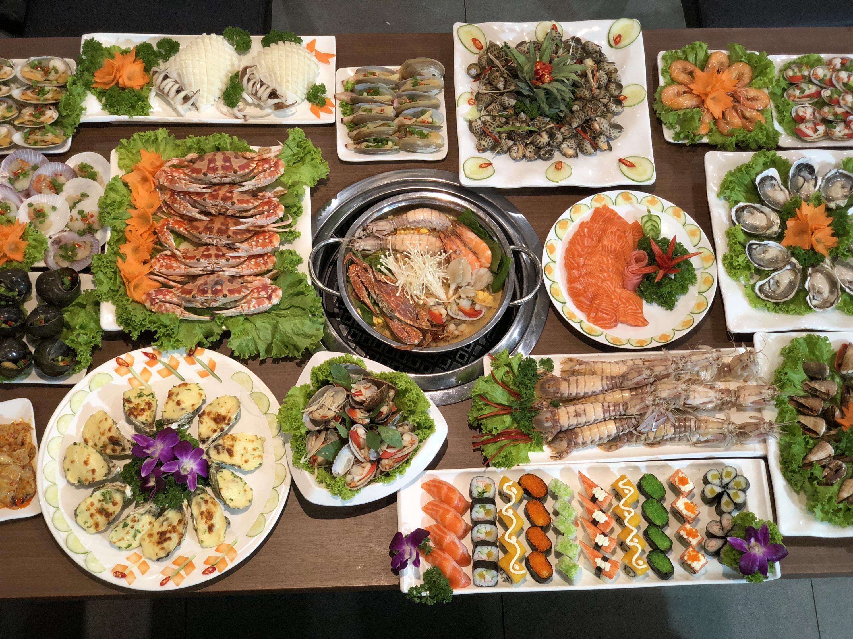top 5 nhà hàng hải sản quận Tân Bình