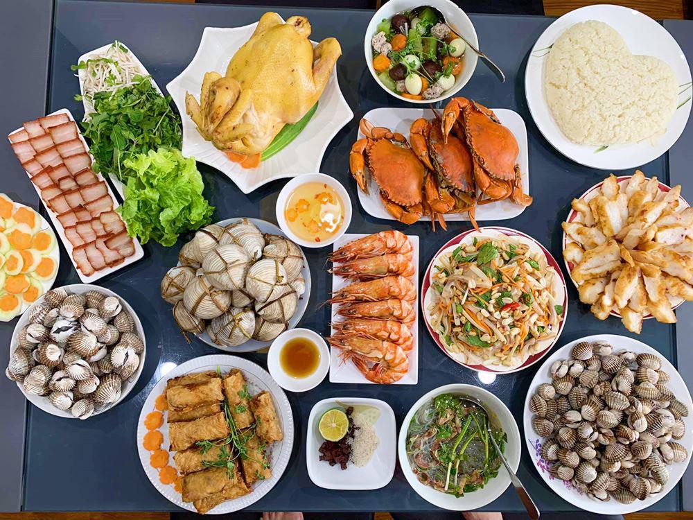 top 5 nhà hàng hải sản huyện Nhà Bè