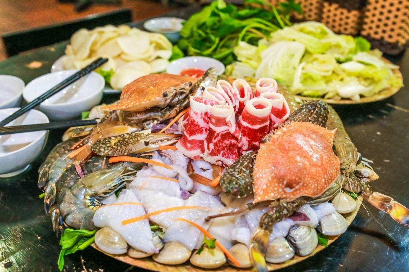 top 10 nhà hàng hải sản tphcm