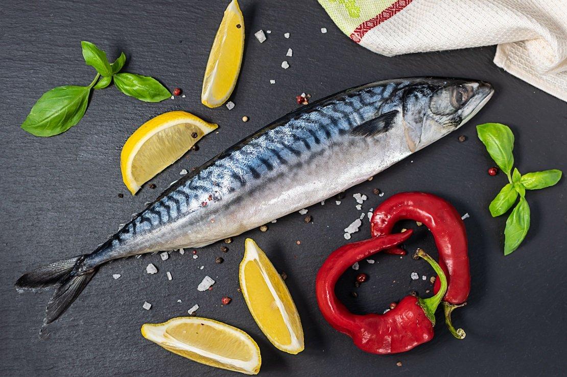 dinh dưỡng trong cá thu